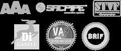 AAA, sacpipe, STVF, Di gasell, VA superföretag, BRiF